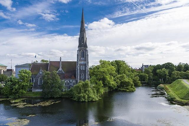 Copenhagen Drone laws