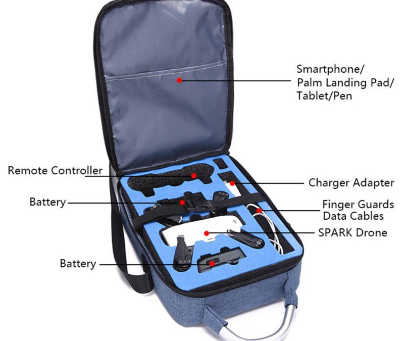 Waterproof drone bag
