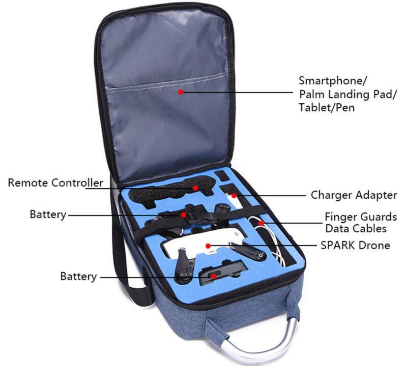 Waterproof drone bag