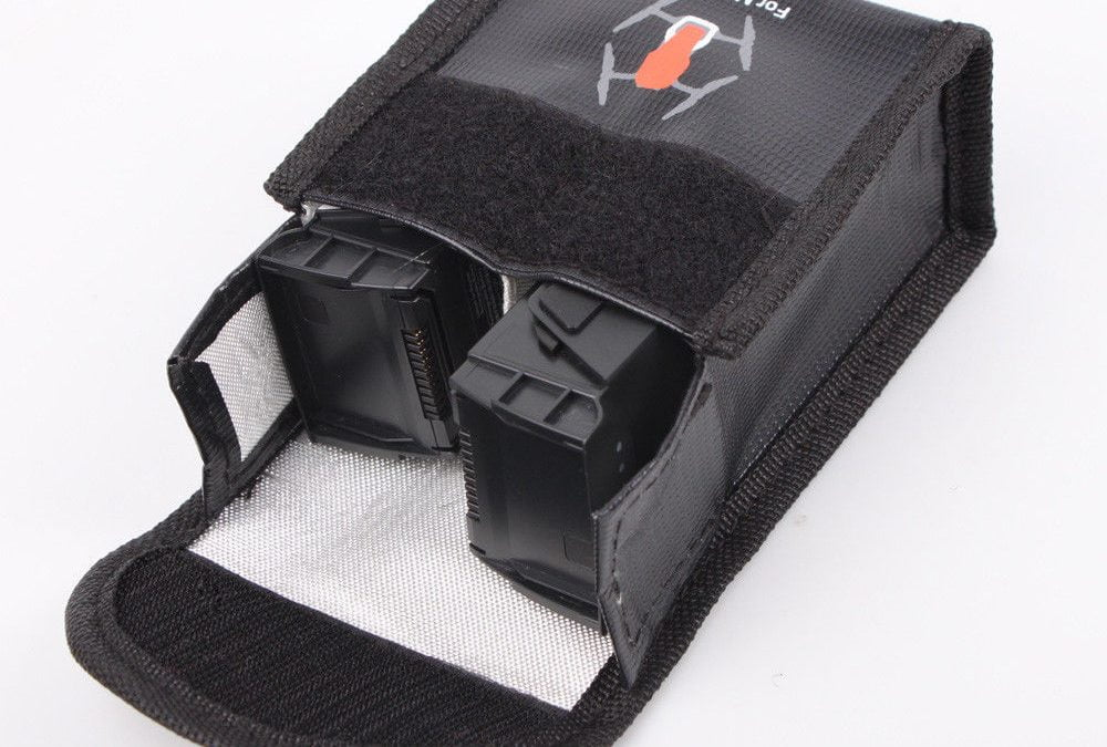M-Battery Protective Storage Bag