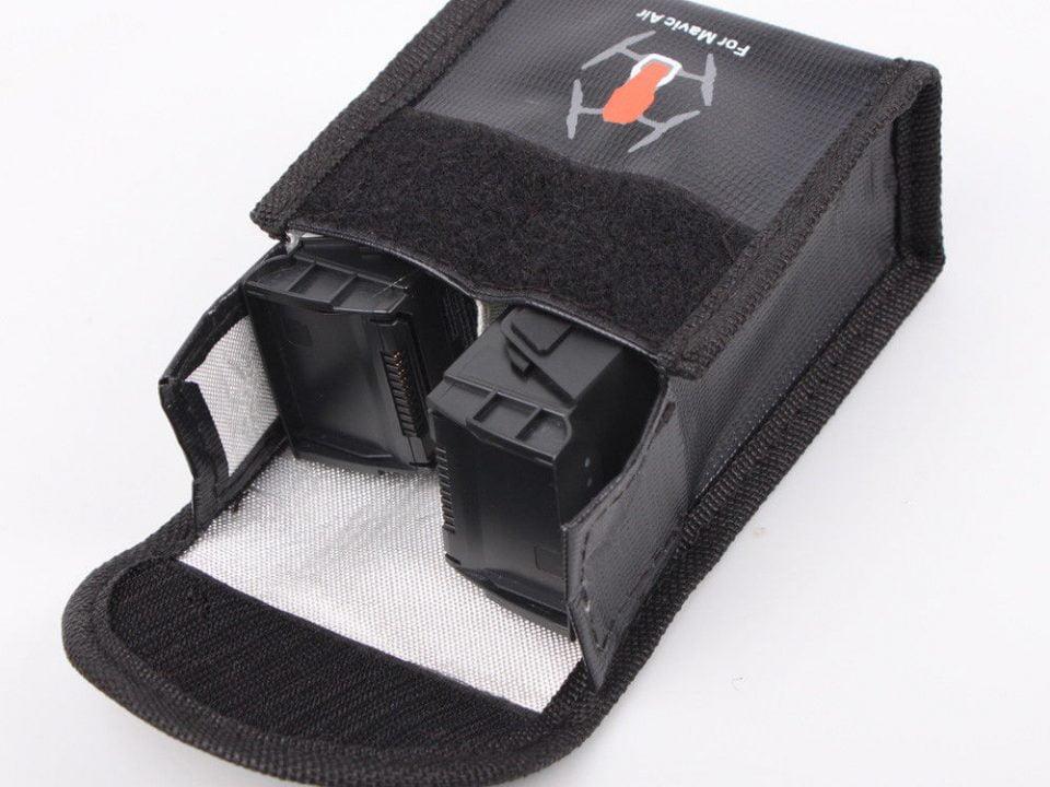 M-Battery Protective Storage Bag