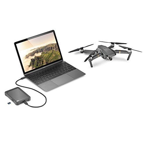 Seagate DJI Fly Drive for Drone Footage